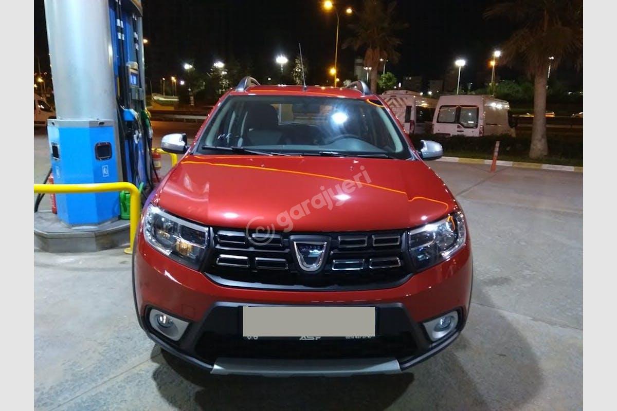 Dacia Sandero Stepway Pendik Kiralık Araç 1. Fotoğraf