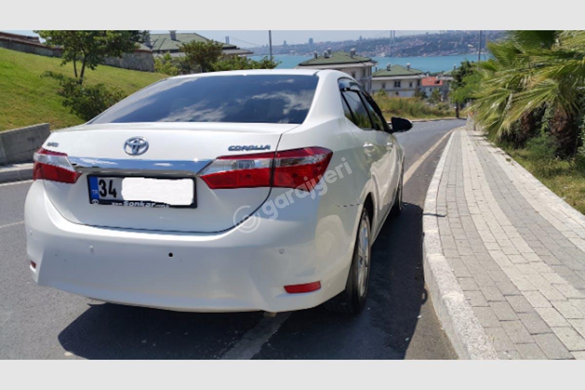 Toyota Corolla Üsküdar Kiralık Araç 6. Fotoğraf