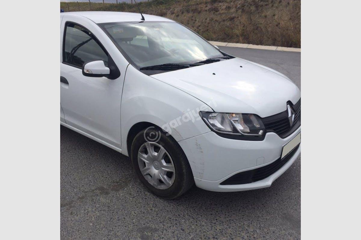 Renault Symbol Eyüp Kiralık Araç 2. Fotoğraf