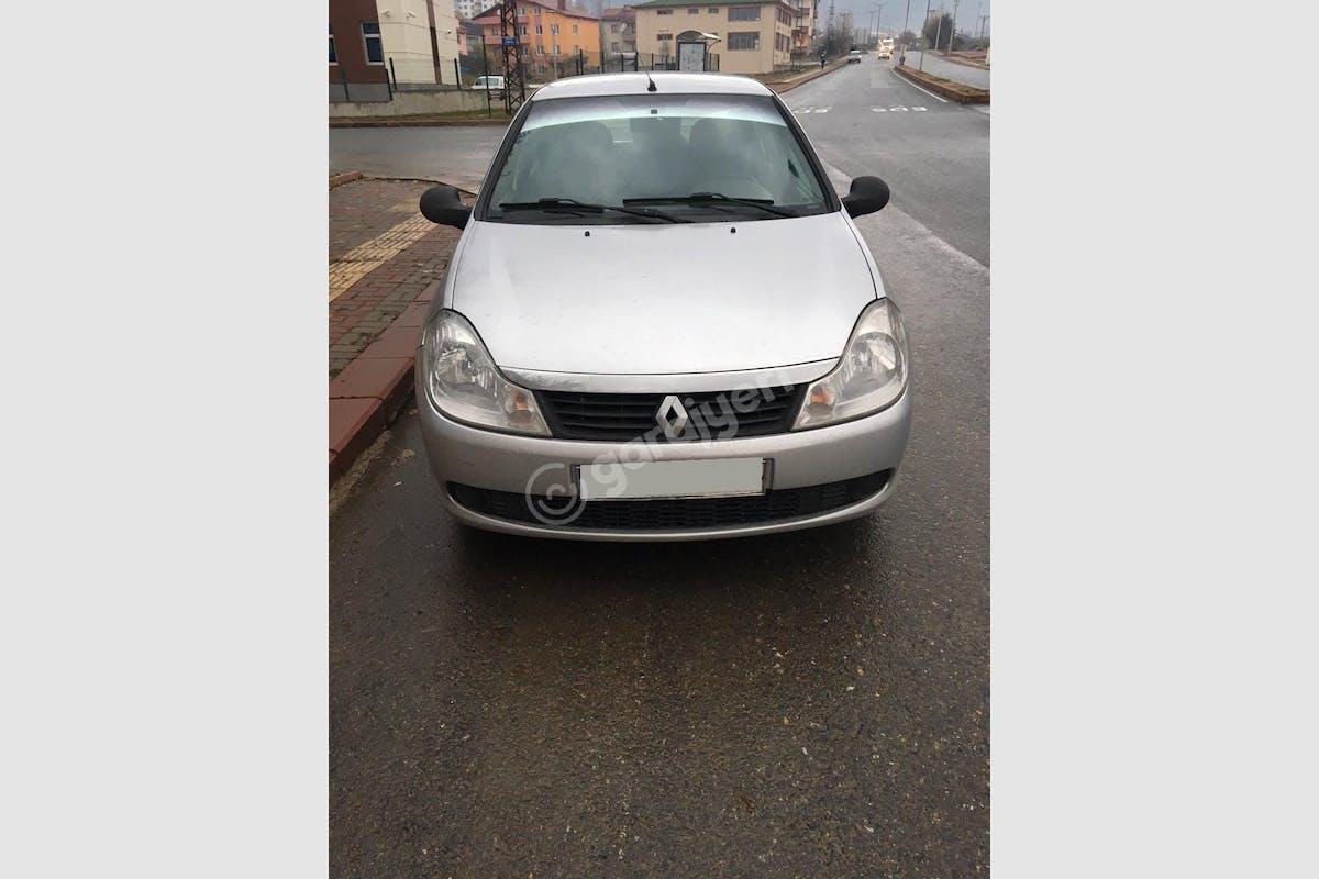 Renault Symbol Keçiören Kiralık Araç 1. Fotoğraf