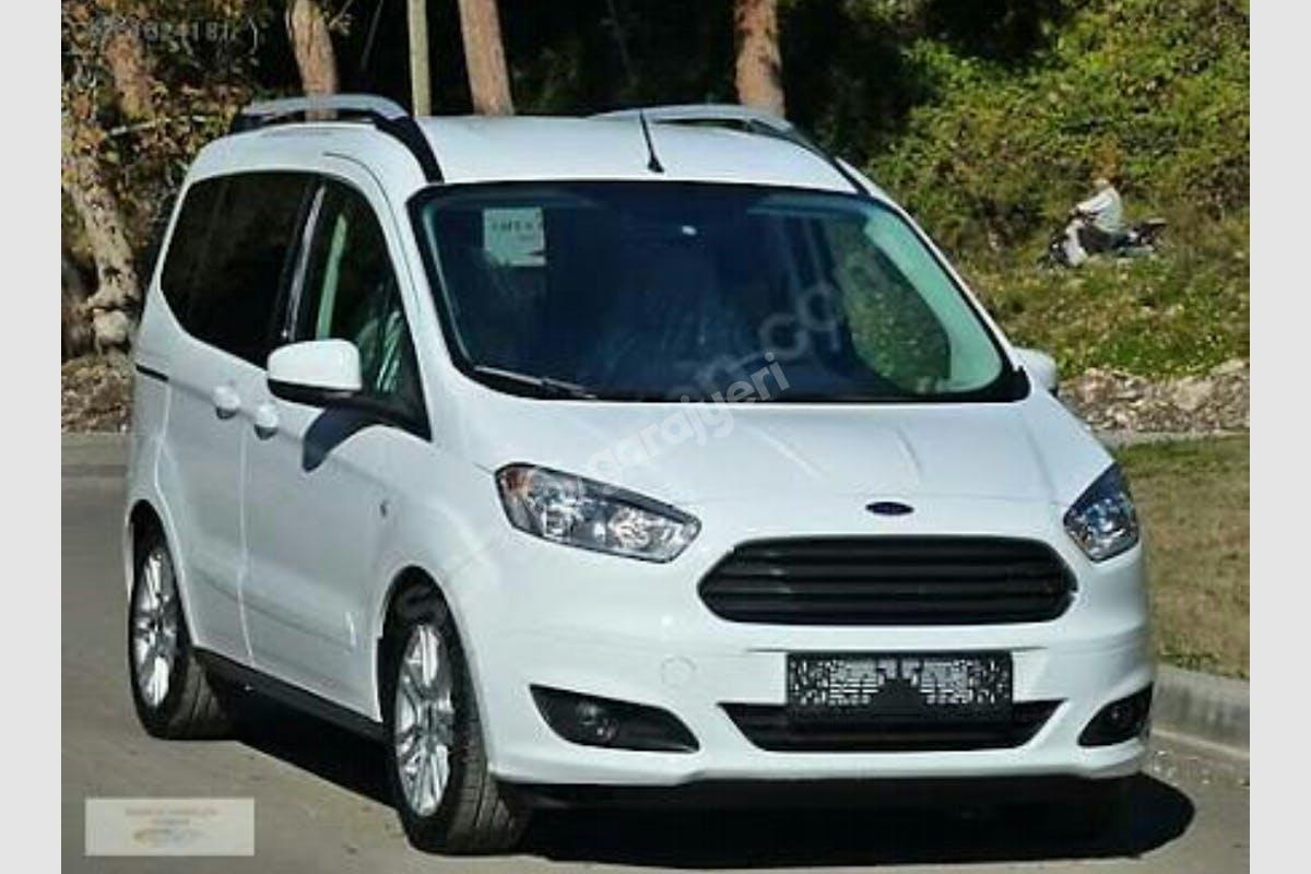 Ford Courier Körfez Kiralık Araç 1. Fotoğraf