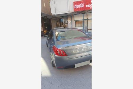 Kiralık Peugeot 508 2012 , Ankara Gölbaşı