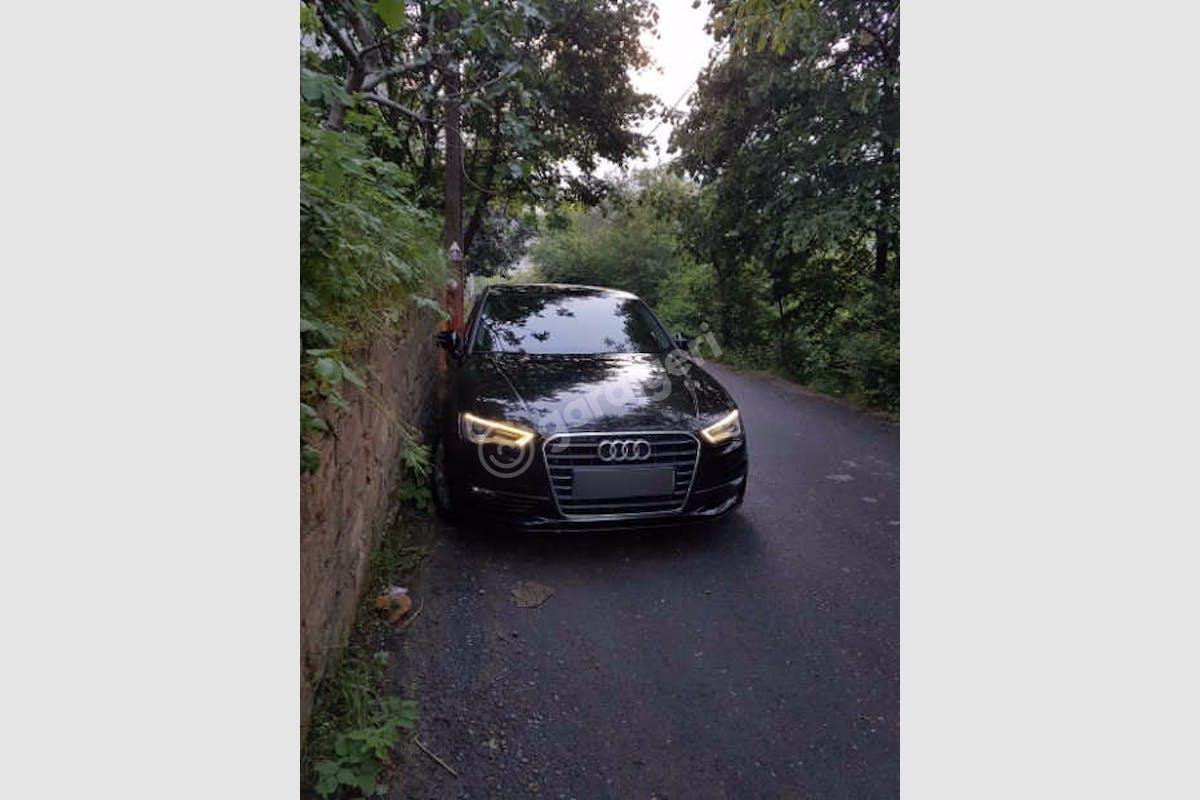 Audi A3 Sedan Şişli Kiralık Araç 3. Fotoğraf