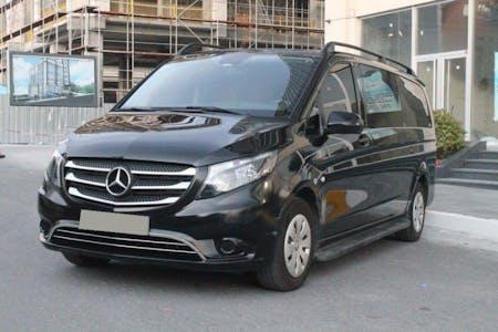 Kiralık Mercedes - Benz Vito 2016 , İstanbul Bahçelievler