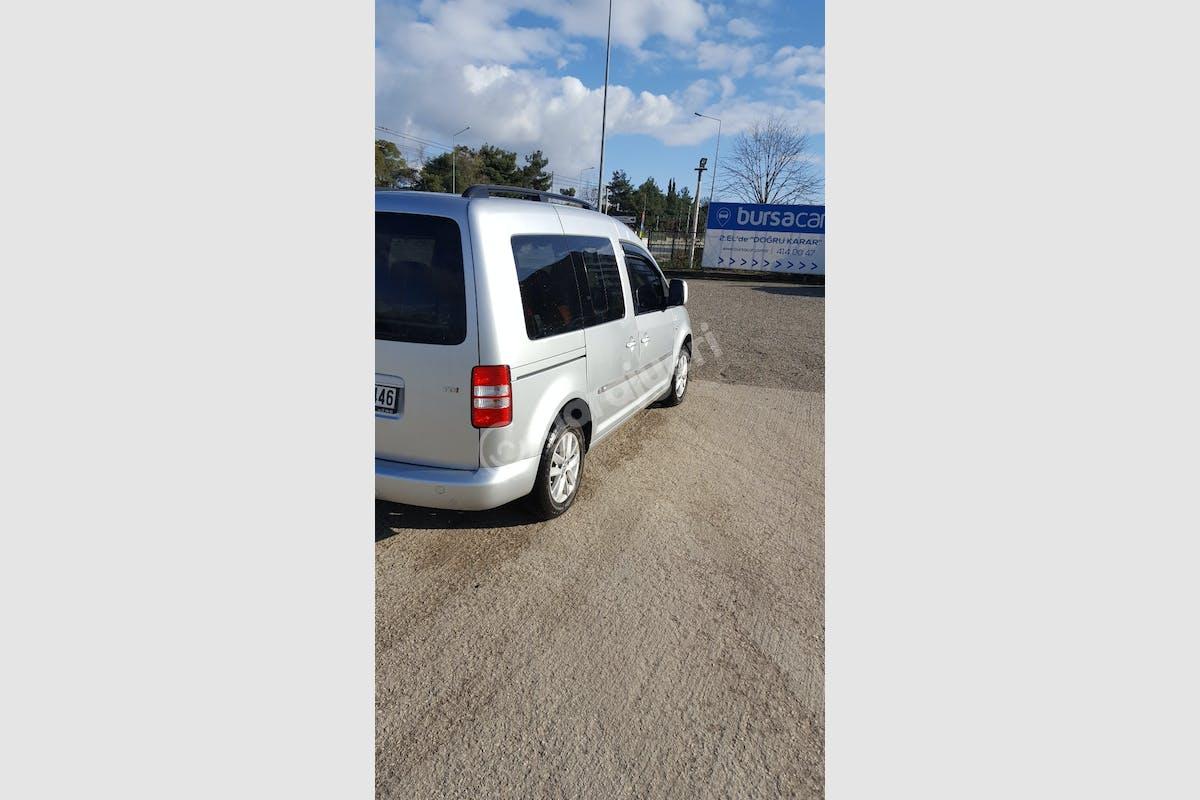 Volkswagen Caddy Nilüfer Kiralık Araç 5. Fotoğraf