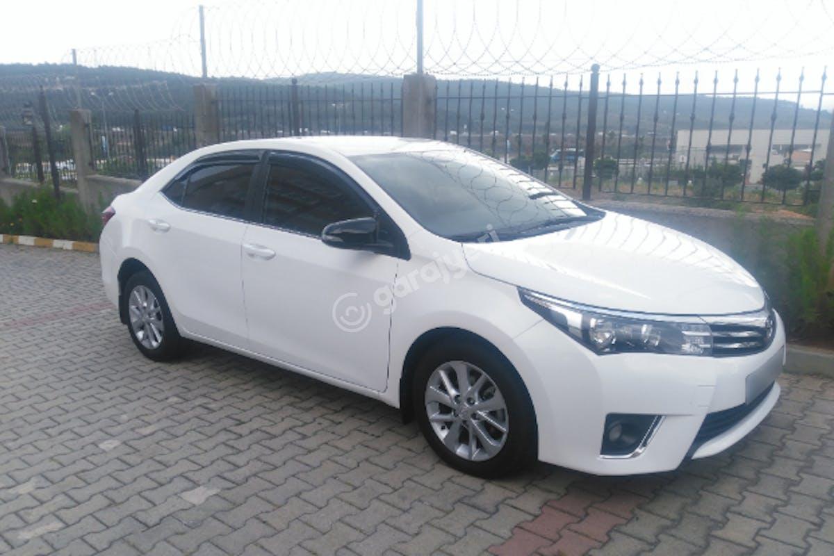 Toyota Corolla Pendik Kiralık Araç 1. Fotoğraf