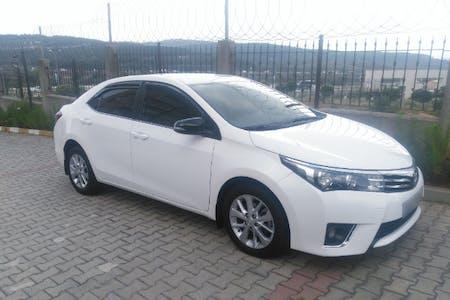 Kiralık Toyota Corolla , İstanbul Pendik