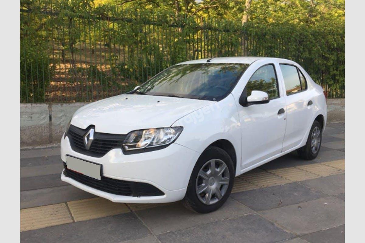 Renault Symbol Altındağ Kiralık Araç 1. Fotoğraf