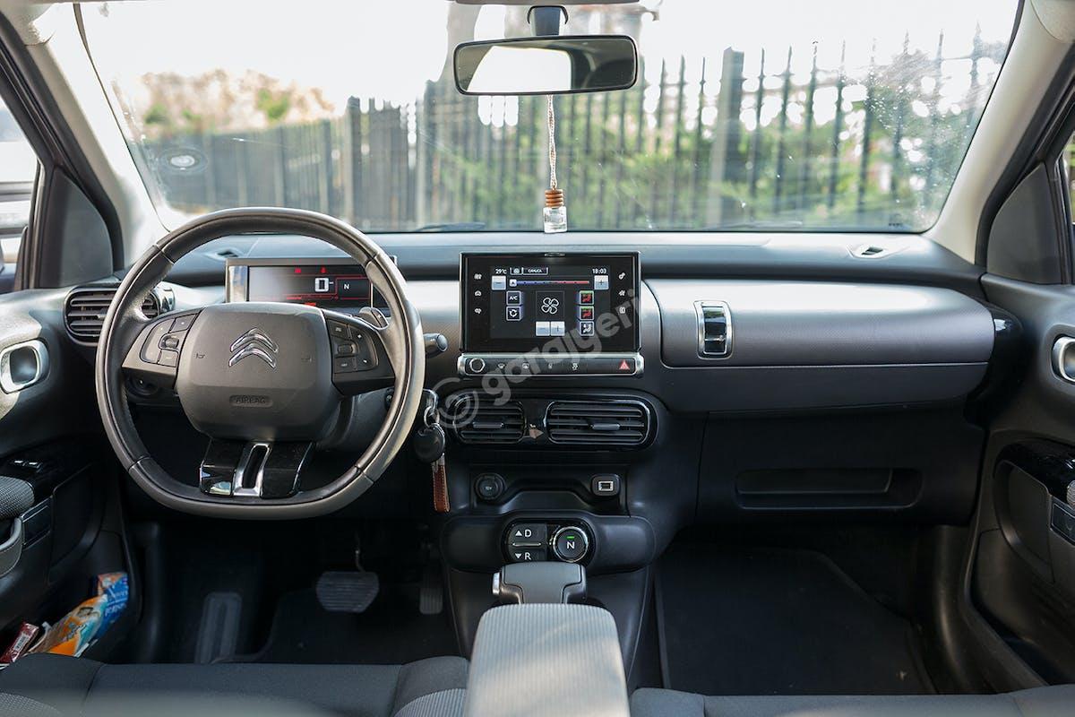 Citroën Cactus Kartal Kiralık Araç 8. Fotoğraf