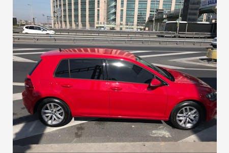 Kiralık Volkswagen Golf 2017 , İstanbul Küçükçekmece