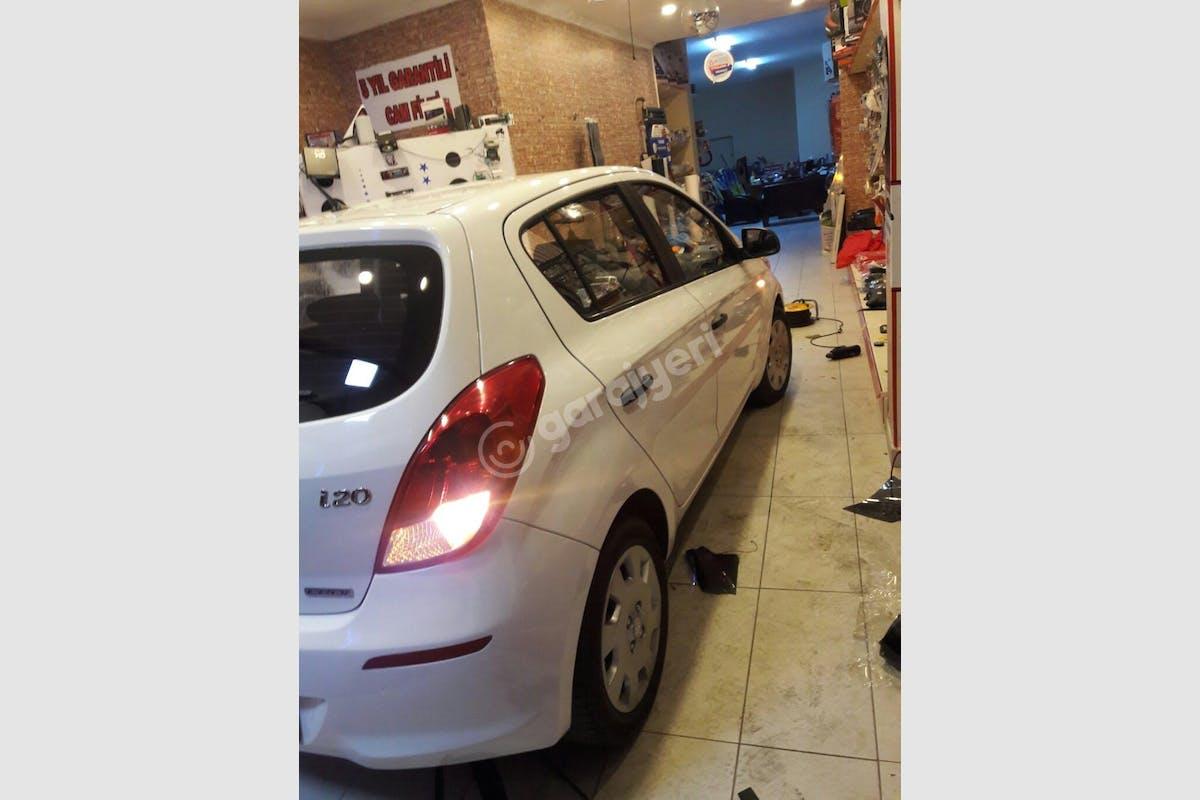 Hyundai i20 Sancaktepe Kiralık Araç 3. Fotoğraf