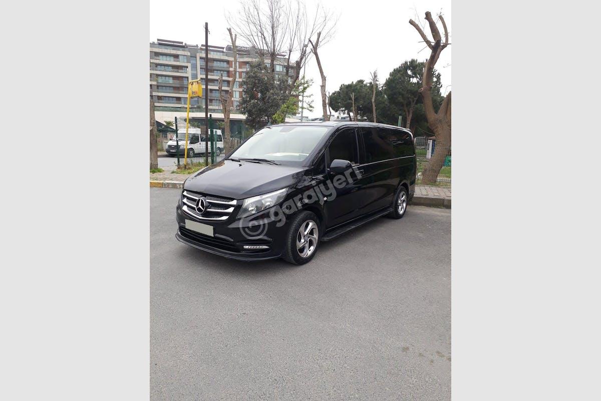 Mercedes - Benz Vito Küçükçekmece Kiralık Araç 2. Fotoğraf