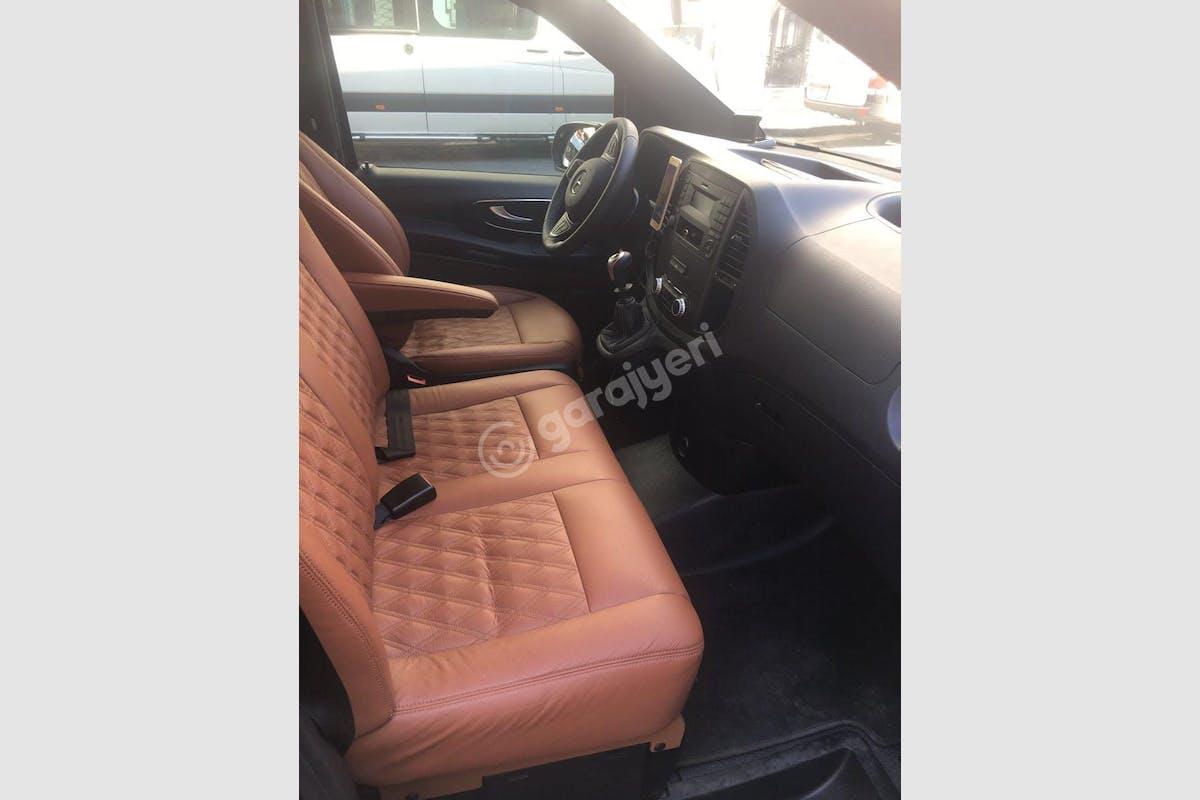 Mercedes - Benz Vito Fatih Kiralık Araç 6. Fotoğraf