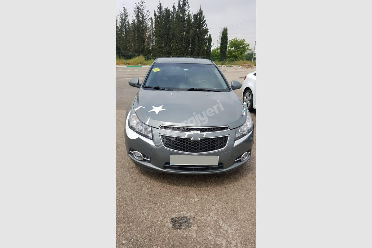 Chevrolet Cruze Kartal Kiralık Araç 3. Fotoğraf