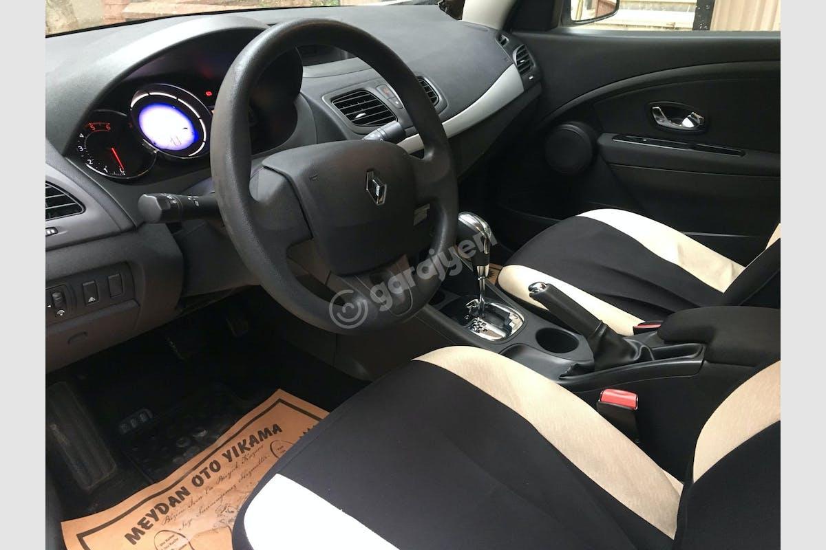 Renault Fluence Kadıköy Kiralık Araç 5. Fotoğraf