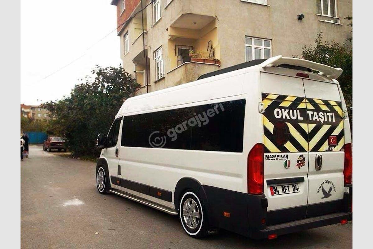 Fiat Ducato Sultanbeyli Kiralık Araç 2. Fotoğraf
