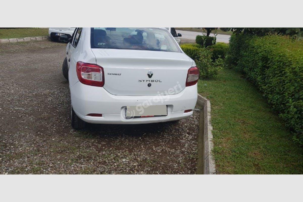Renault Symbol Çayeli Kiralık Araç 2. Fotoğraf