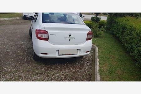 Kiralık Renault Symbol 2016 , Rize Çayeli