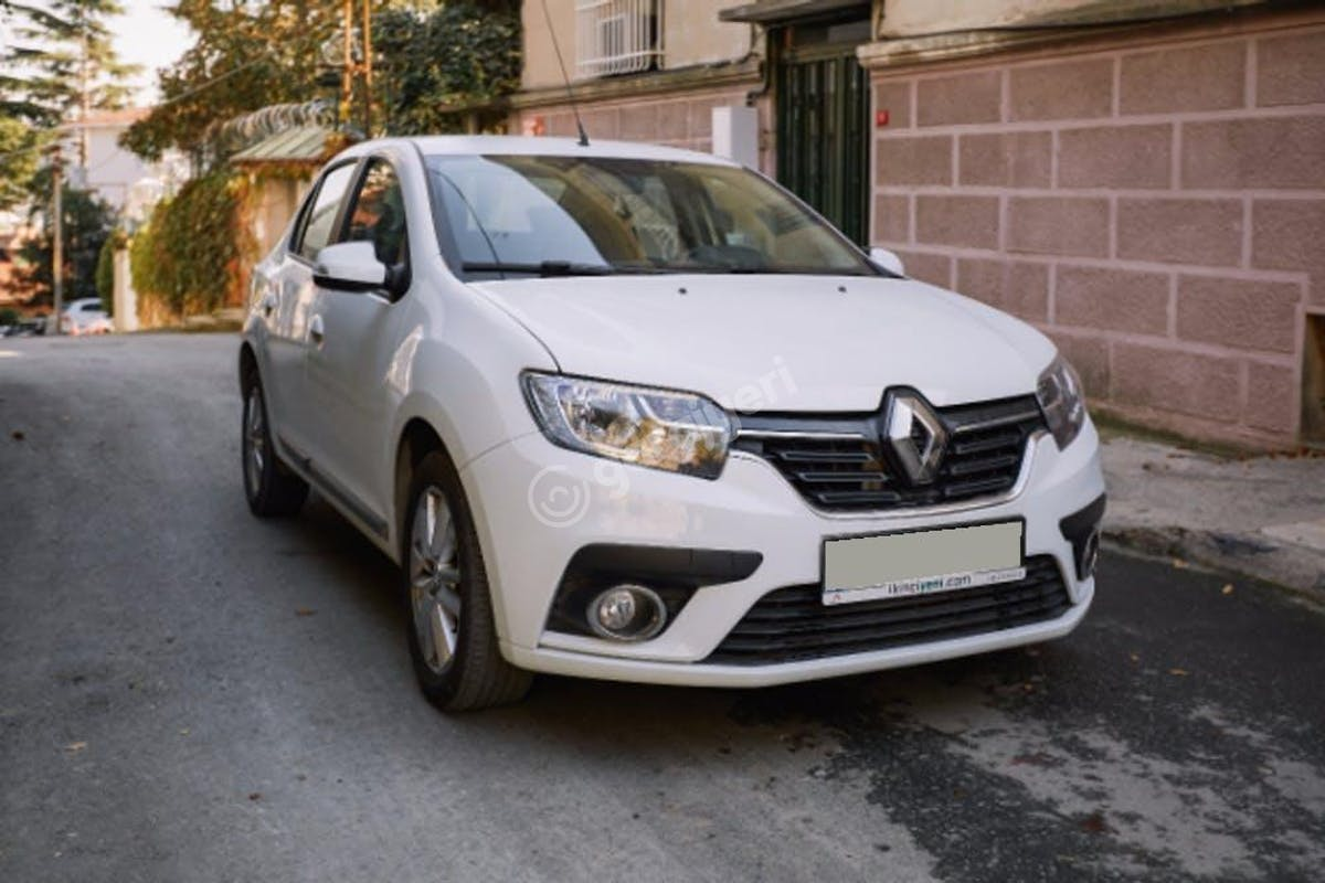 Renault Symbol Sarıyer Kiralık Araç 3. Fotoğraf