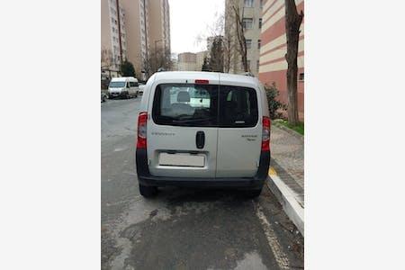 Kiralık Peugeot Bipper , İstanbul Beylikdüzü