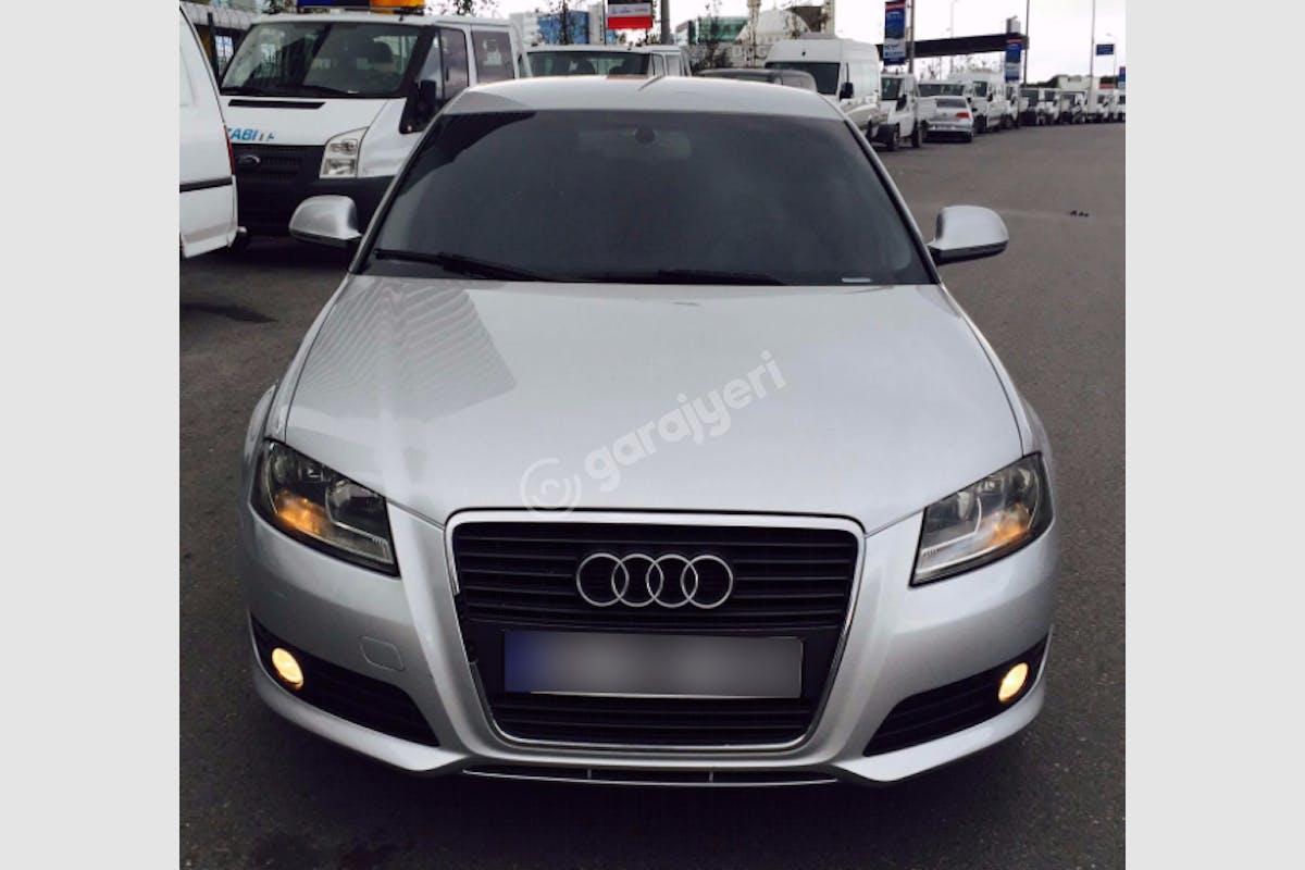 Audi A3 Üsküdar Kiralık Araç 1. Fotoğraf