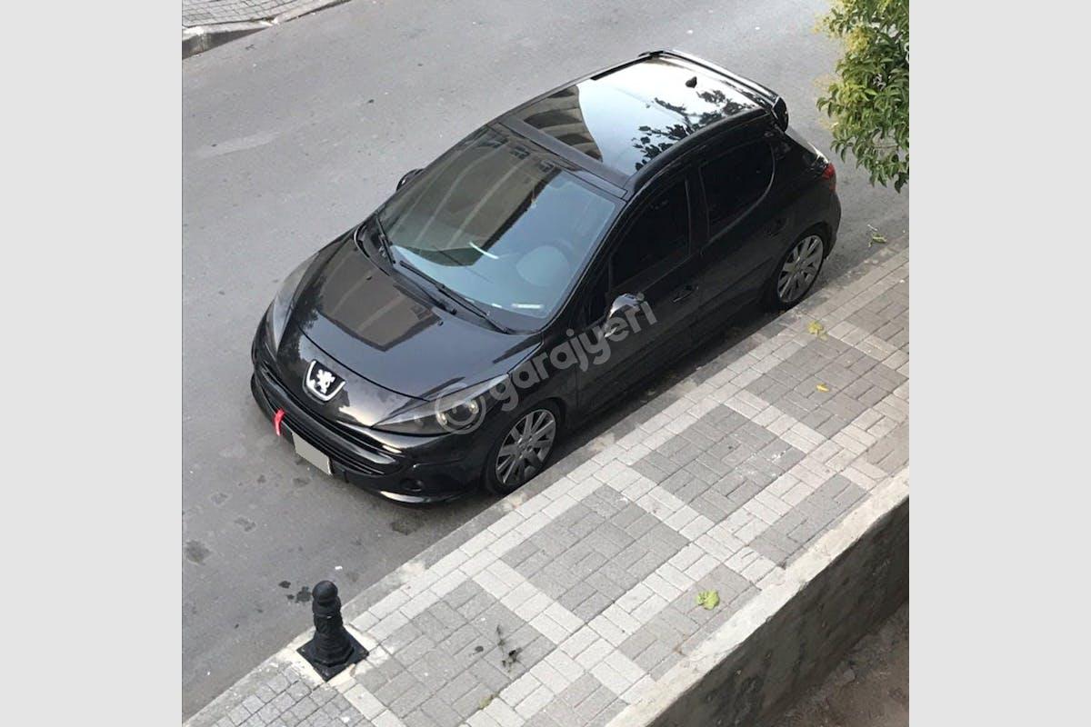 Peugeot 207 Ümraniye Kiralık Araç 1. Fotoğraf