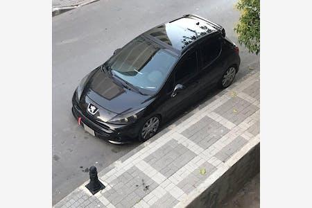 Kiralık Peugeot 207 , İstanbul Ümraniye