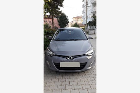 Kiralık Hyundai i20 2013 , Yalova Merkez
