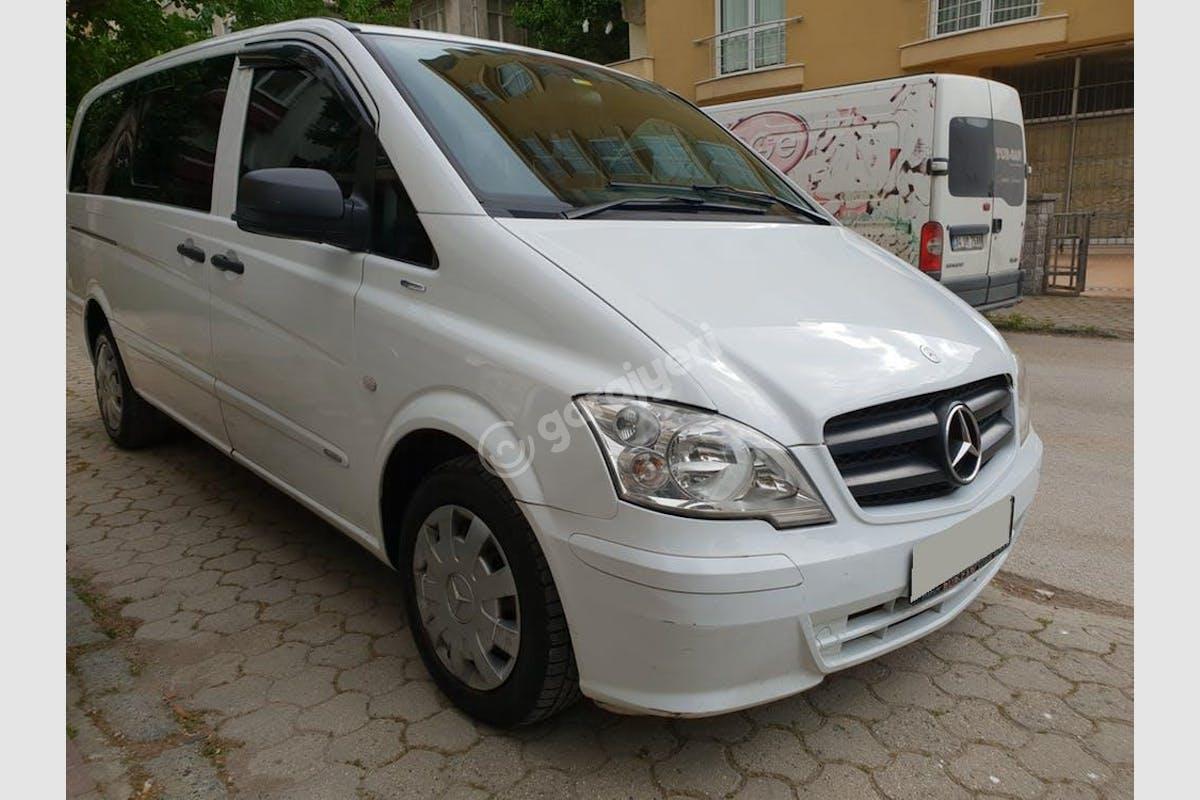 Mercedes - Benz Vito Kadıköy Kiralık Araç 1. Fotoğraf
