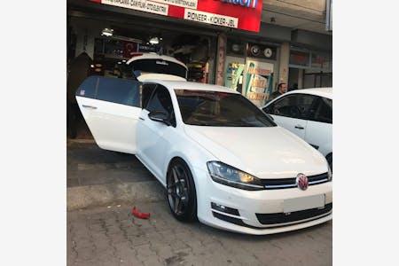 Kiralık Volkswagen Golf , İstanbul Fatih