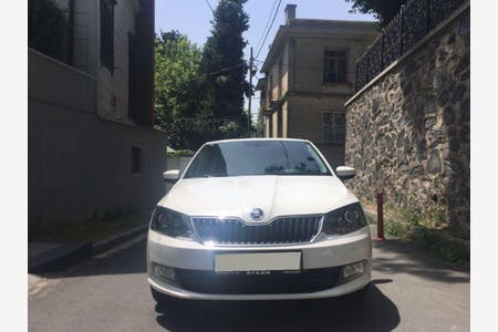Kiralık Skoda Fabia 2018 , İstanbul Şişli