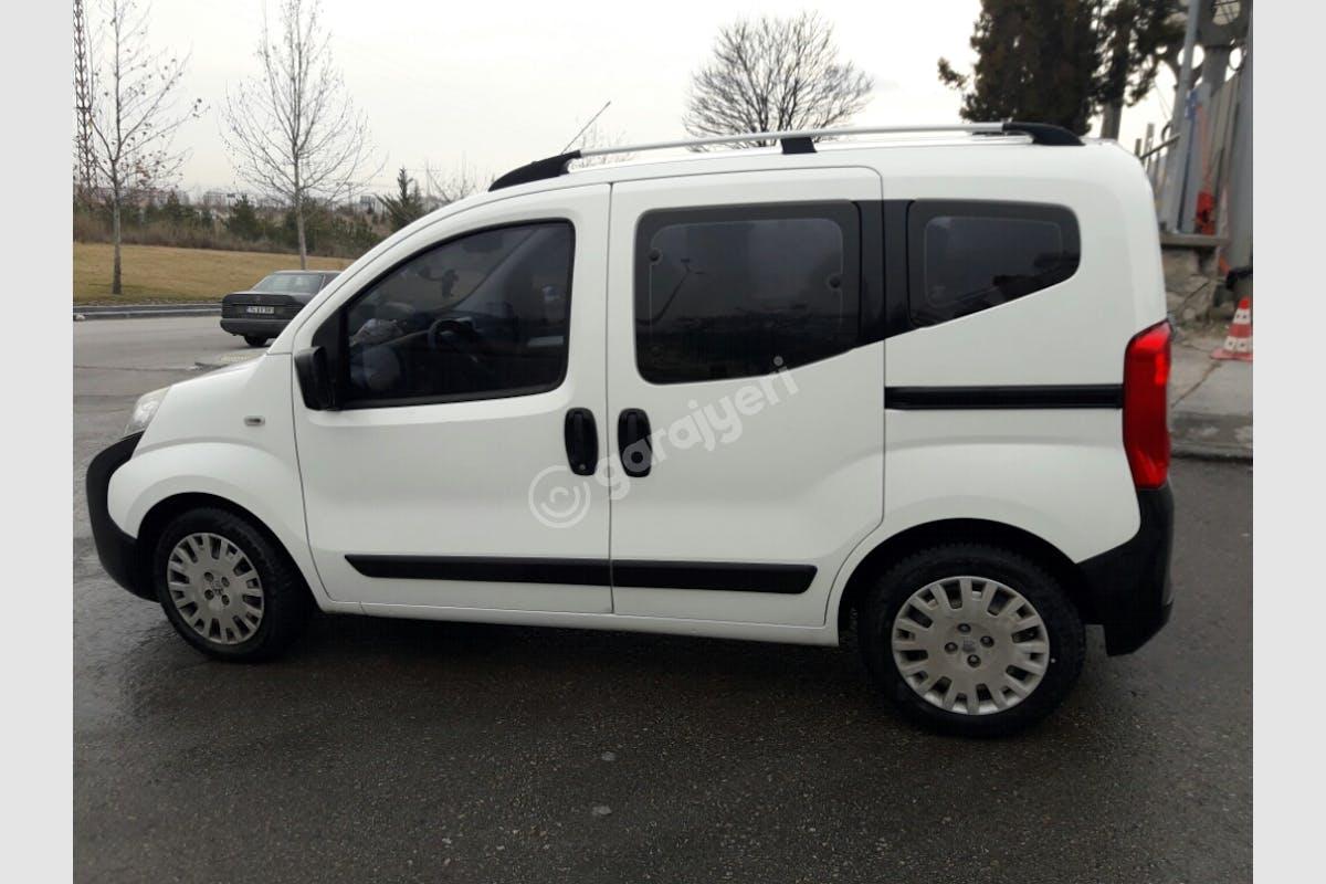 Peugeot Bipper Çankaya Kiralık Araç 6. Fotoğraf