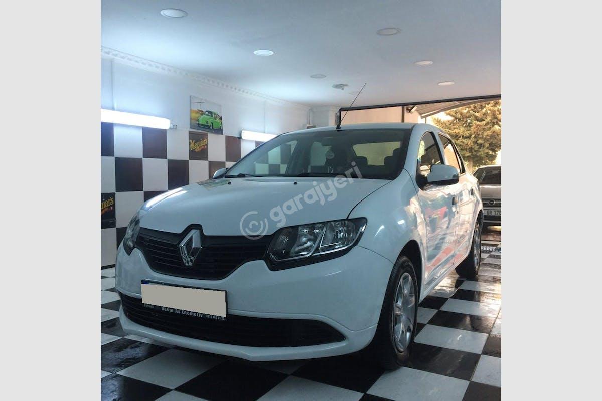 Renault Symbol Pendik Kiralık Araç 3. Fotoğraf