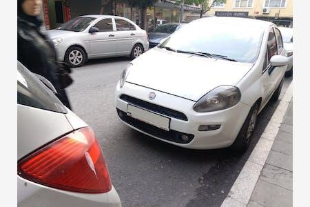 Kiralık Fiat Punto , İstanbul Küçükçekmece