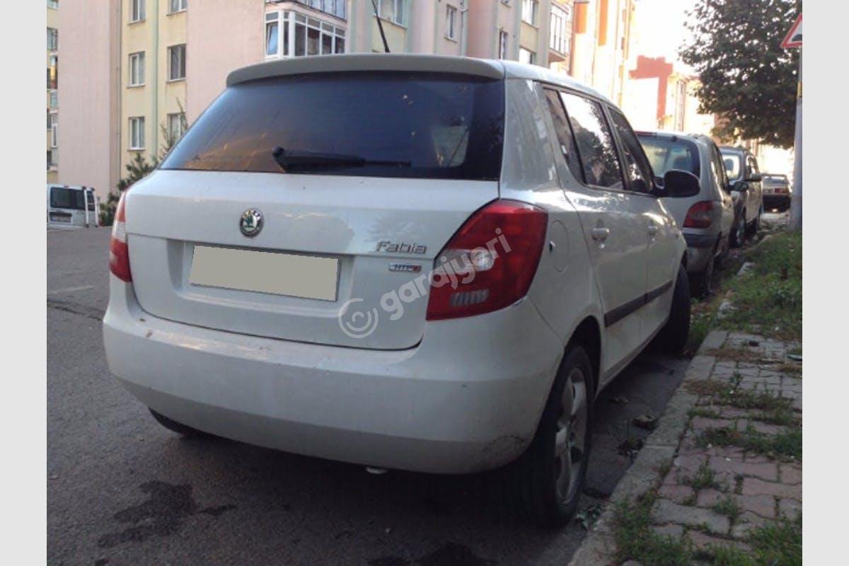 Skoda Fabia Pendik Kiralık Araç 6. Fotoğraf