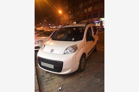 Kiralık Fiat Fiorino 2015 , Kayseri Kocasinan