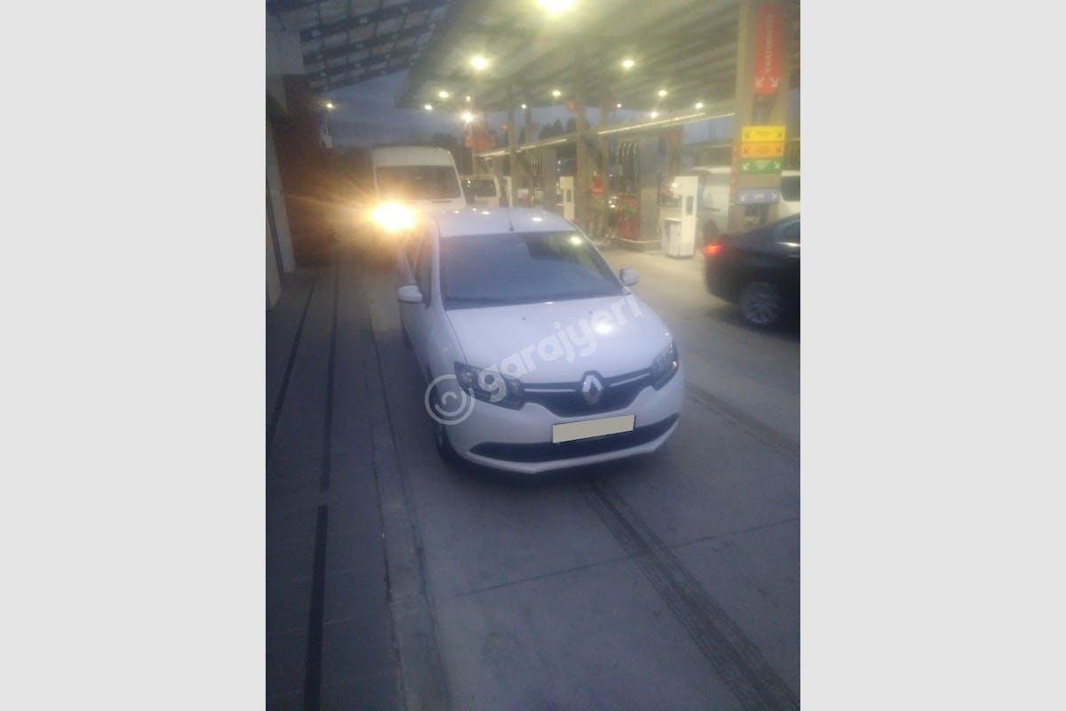 Renault Symbol Üsküdar Kiralık Araç 2. Fotoğraf