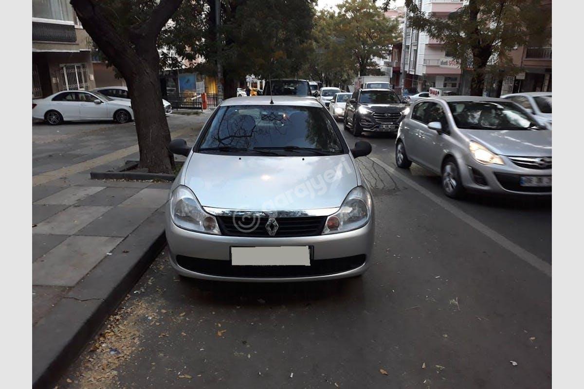 Renault Symbol Çankaya Kiralık Araç 1. Fotoğraf