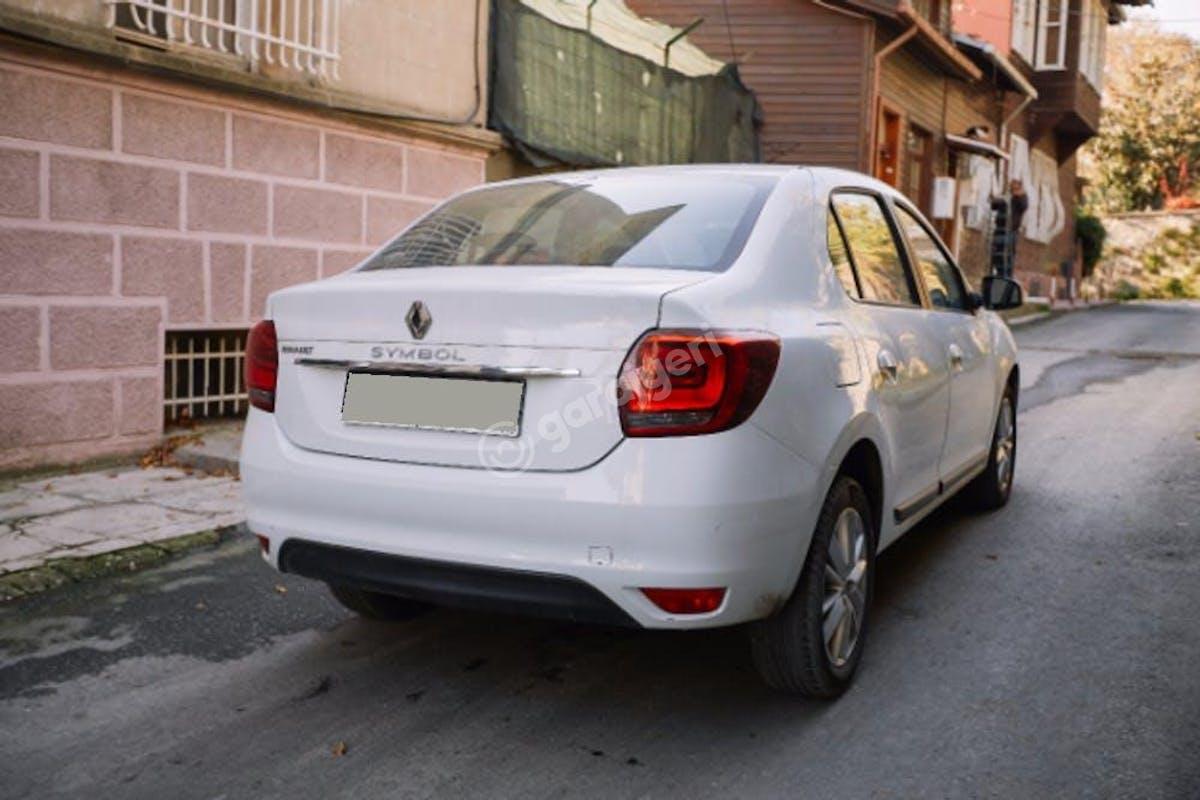 Renault Symbol Sarıyer Kiralık Araç 6. Fotoğraf