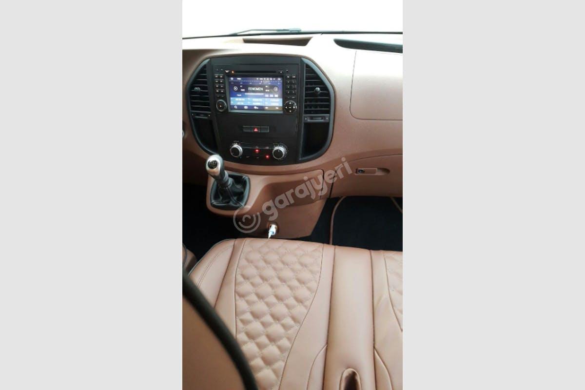 Mercedes - Benz Vito Küçükçekmece Kiralık Araç 4. Fotoğraf