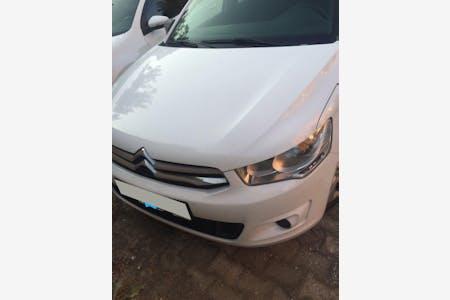 Kiralık Citroën C-Elysee 2014 , Denizli Merkezefendi