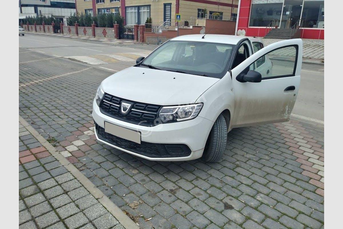 Dacia Sandero İnegöl Kiralık Araç 2. Fotoğraf