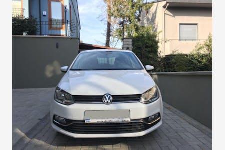 Kiralık Volkswagen Polo 2017 , İstanbul Sarıyer