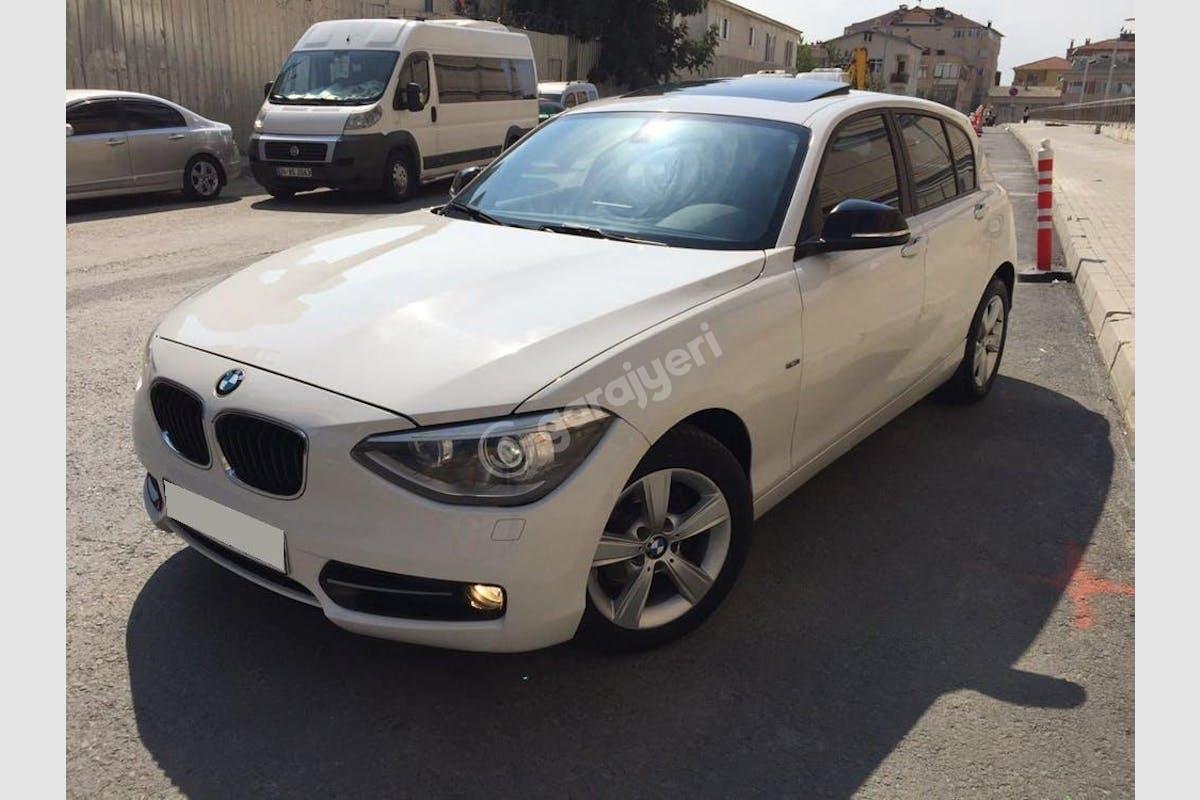 BMW 1 Beşiktaş Kiralık Araç 1. Fotoğraf