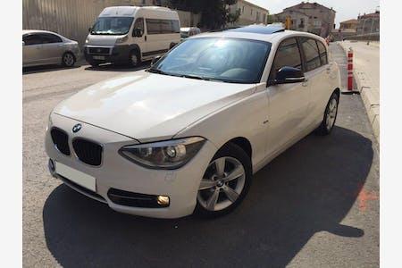 Kiralık BMW 1 2012 , İstanbul Beşiktaş