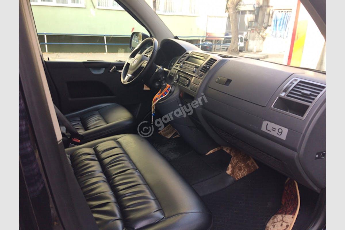 Volkswagen Caravelle Ortahisar Kiralık Araç 3. Fotoğraf