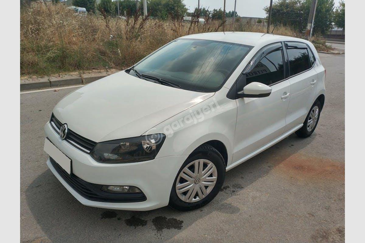 Volkswagen Polo Gebze Kiralık Araç 1. Fotoğraf