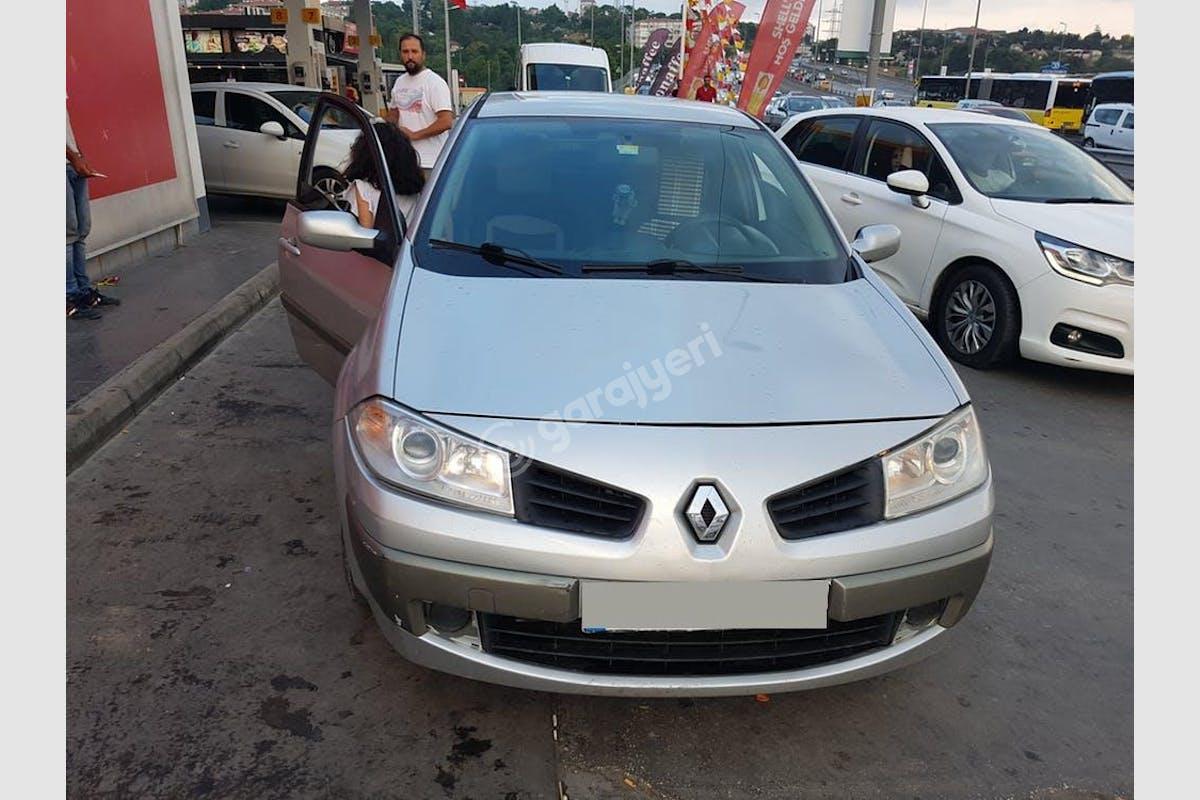 Renault Megane Küçükçekmece Kiralık Araç 6. Fotoğraf