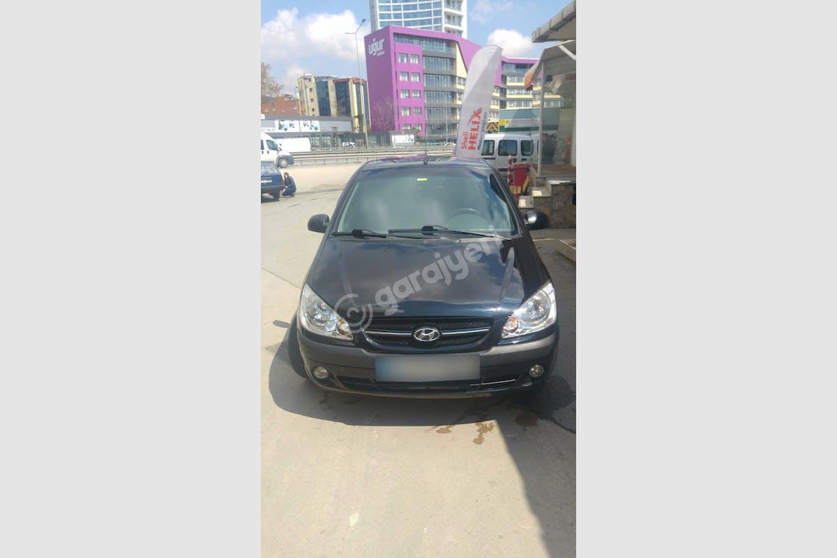 Hyundai Getz Üsküdar Kiralık Araç 1. Fotoğraf