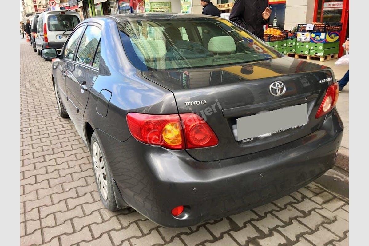 Toyota Corolla Başakşehir Kiralık Araç 4. Fotoğraf